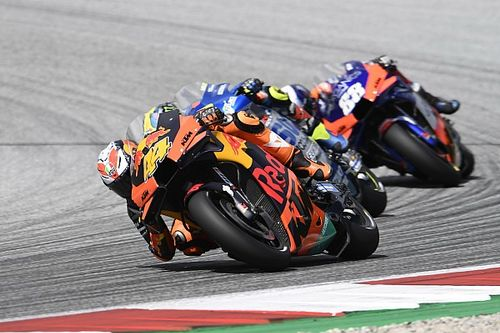 KTM can develop engines if it loses MotoGP concessions