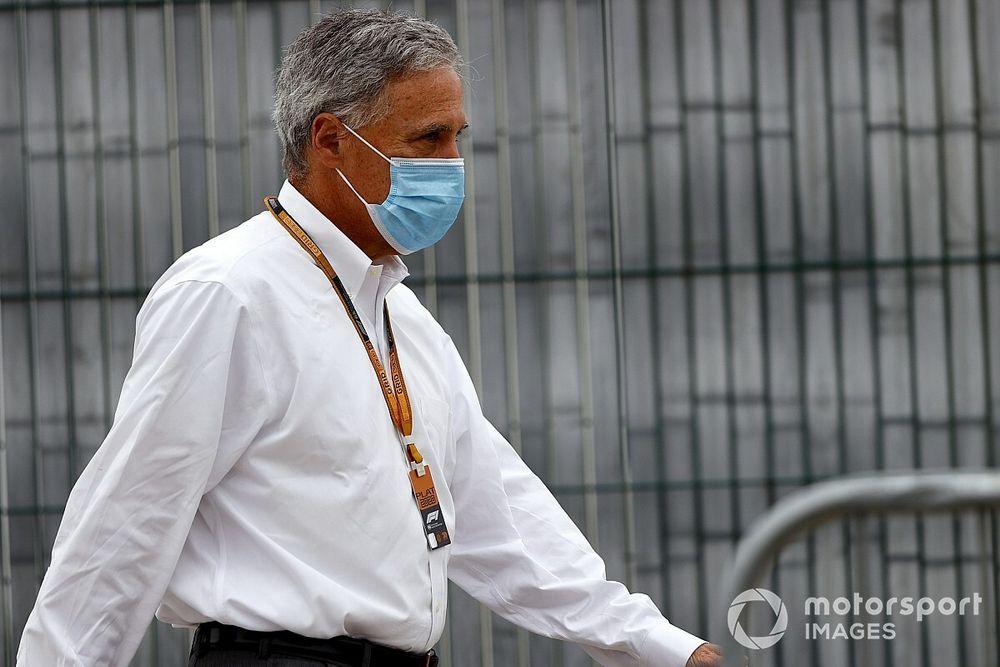 Carey: El negocio de la F1 se recuperará en 2021