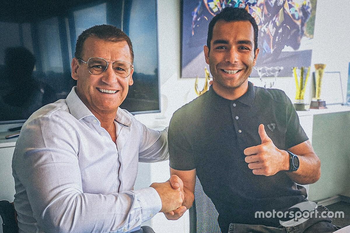 Petrucci a hâte de rejoindre KTM et espère bien finir avec Ducati