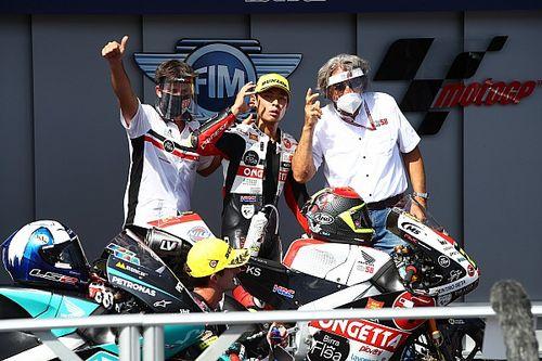 Moto3: Suzuki prosegue con SIC58 Squadra Corse nel 2021
