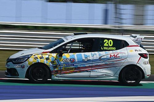 Clio Cup Italia: MC Motortecnica conferma Lorenzo Vallarino
