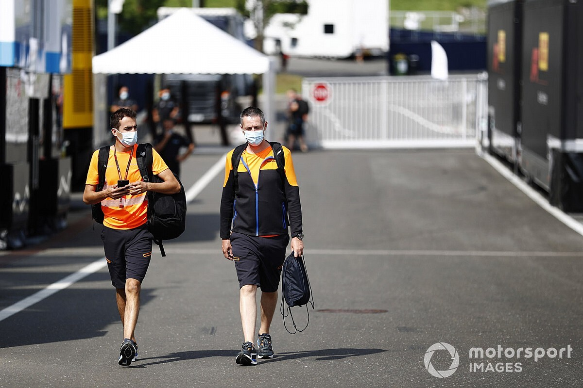 McLaren не снимется с Гран При Австрии, даже если в команде найдут вирус