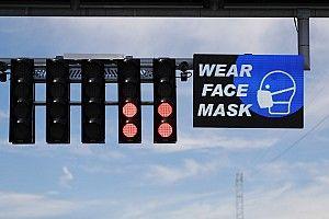 Галерея: какие маски носят пилоты Формулы 1 и как в них выглядят