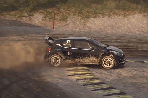 Blomqvist triomphe sur van Gisbergen en World RX Esports