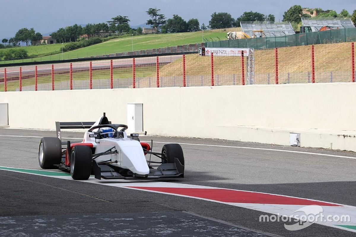 Formula Regional: altri test a Misano per la DR Formula