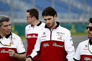 """Minardi: """"Ferrari, Giovinazzi'ye bir şans vermeliydi"""""""