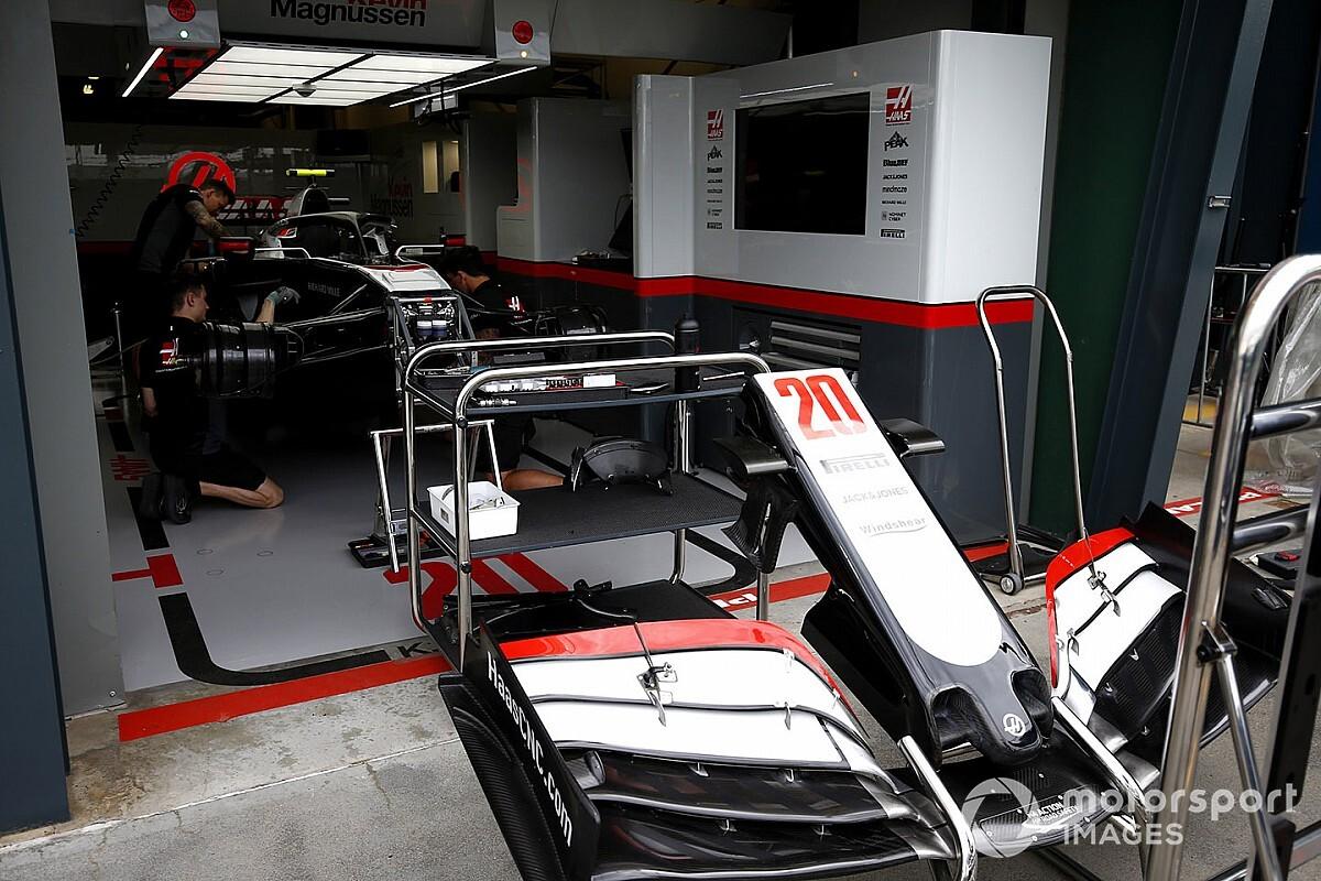 В Haas отказались тратиться на обновления машины