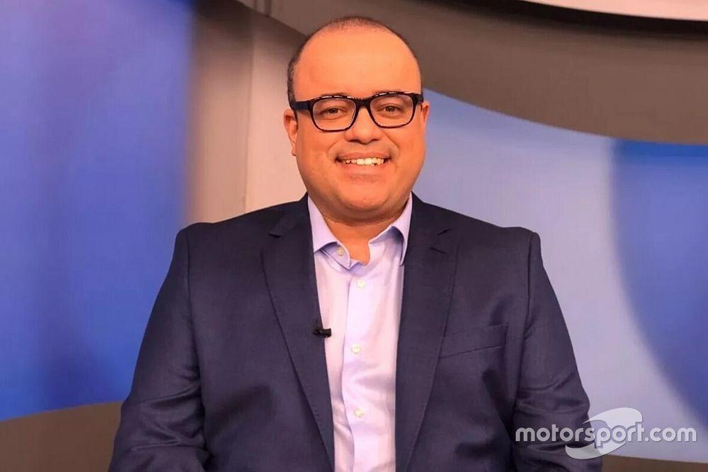 F1: Everaldo Marques narrará GP da Toscana pela Globo