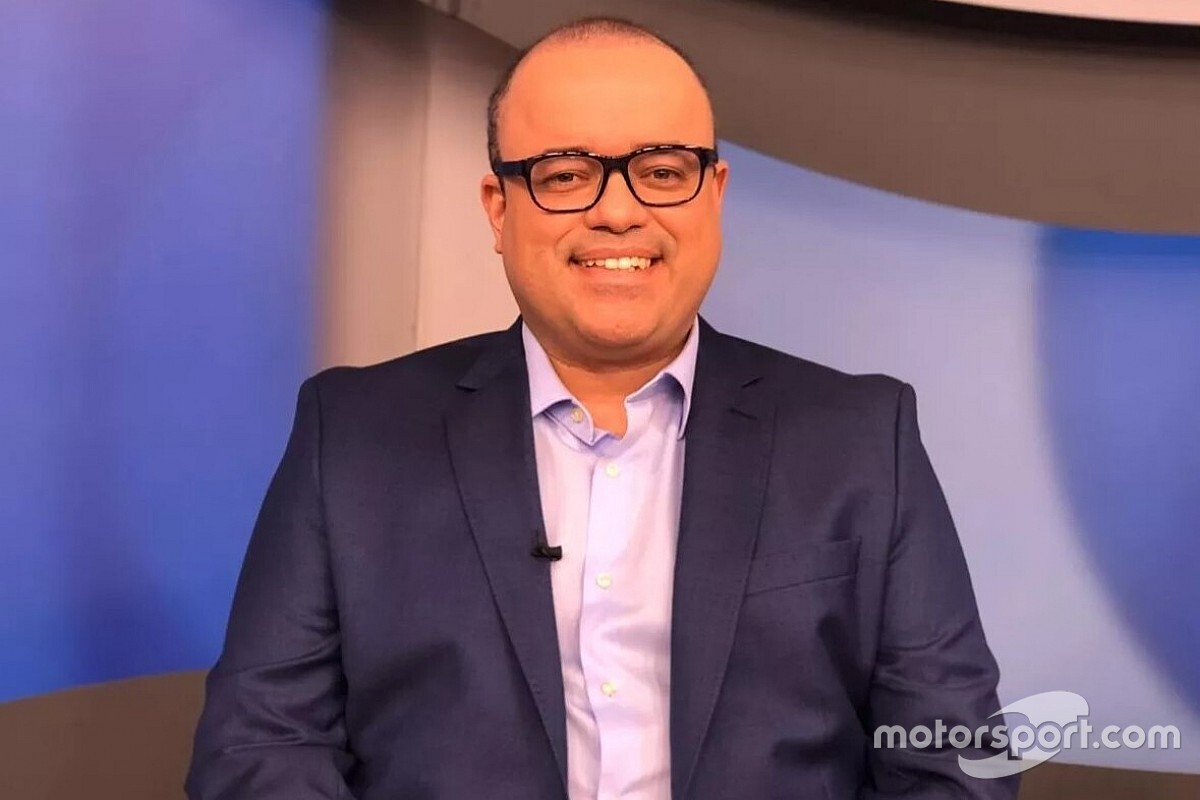 Everaldo Marques é escalado para narrar F1 no SporTV e se reencontra com categoria