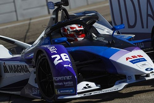 Berlin E-Prix: BMW's Gunther tops final practice of 2020