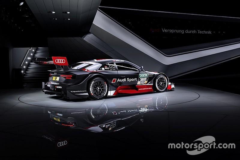 Agresszívebb és extrémebb: itt az Audi új fegyvere a DTM-re