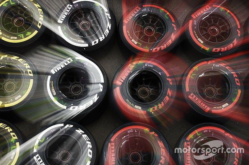 Резиновая история. Как эволюционировали шины в Формуле 1
