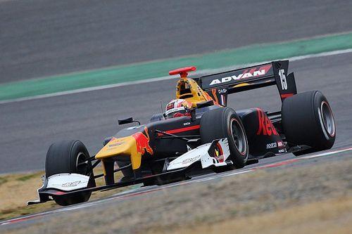 Gasly meteen snel op eerste testdag Super Formula