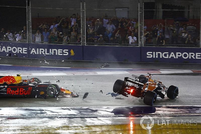 Alonso yakin raih podium jika tak kecelakaan