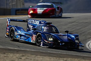 Laguna Seca IMSA: Visit Florida Racing Ligier beats the Cadillacs