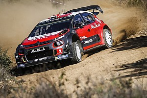 WRC Actualités Loeb :