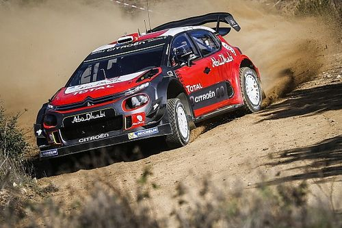 WRC-Comeback: Sebastien Loeb testet für Citroen in Spanien