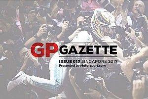 Singapore GP: Issue #17 of GP Gazette now online