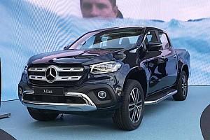 Automotivo Últimas notícias Vídeo - Primeiro contato com a Classe X, inédita picape da Mercedes