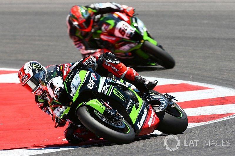"""Kawasaki, Rea: """"Voglio vincere entrambe le gare di Laguna Seca"""""""