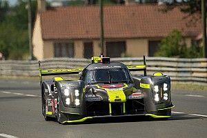 El único LMP1 privado fuera de Le Mans por falla en el motor