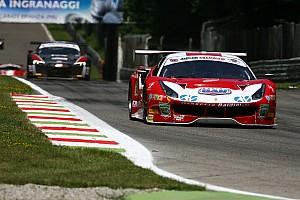 GT Italiano Qualifiche Super GT3 - GT3: Eddie Cheever III regala la seconda pole alla scuderia Baldini