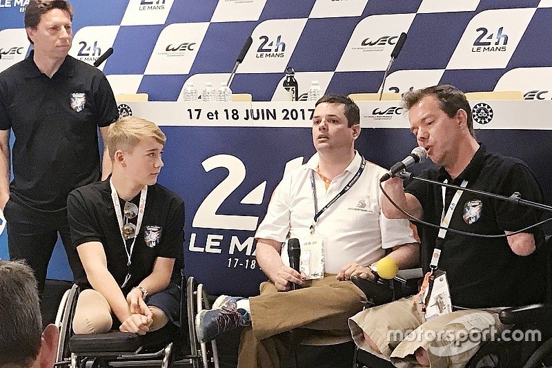 2583cb11 Monger joins Sausset for planned Le Mans 2020 programme