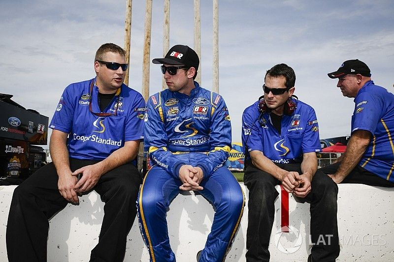 BKR's Take on Trucks: Former racers make a difference as truck chiefs