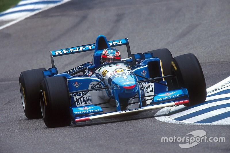 Galeri: Benetton'un F1 zaferleri