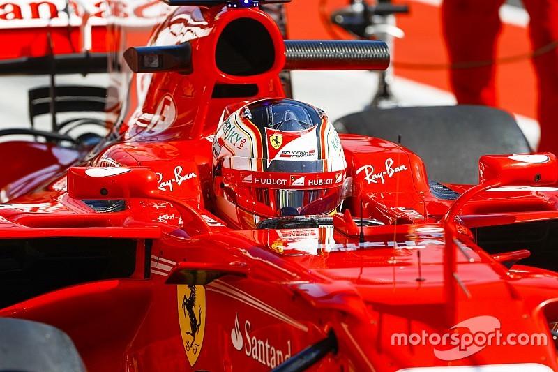 Leclerc reed in juli met 2018-Ferrari op Monza