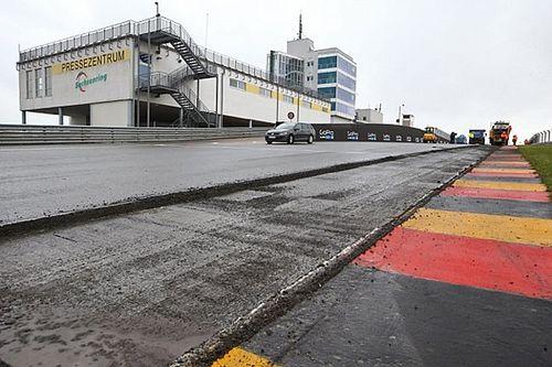 Por novo asfalto, MotoGP estende TL1 e TL2 em Sachsenring