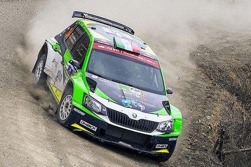 Il team Motorsport Italia al via del Rally d'Argentina con Benito Guerra