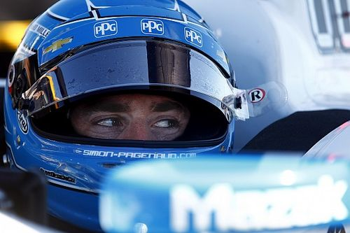 Previous brake issues leave Pagenaud struggling to catch up