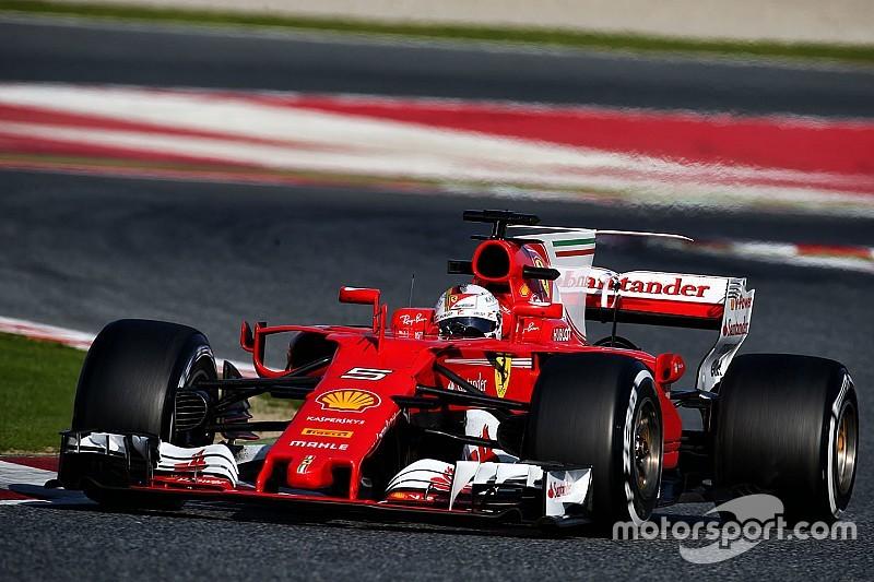 "【F1】警戒するハミルトン「今のフェラーリは""見せかけ""」"