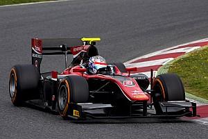 FIA F2 Testverslag Albon snelste op tweede dag F2-test, De Vries topt middagsessie
