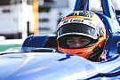 Indy Lights Leist takes pole for Freedom 100