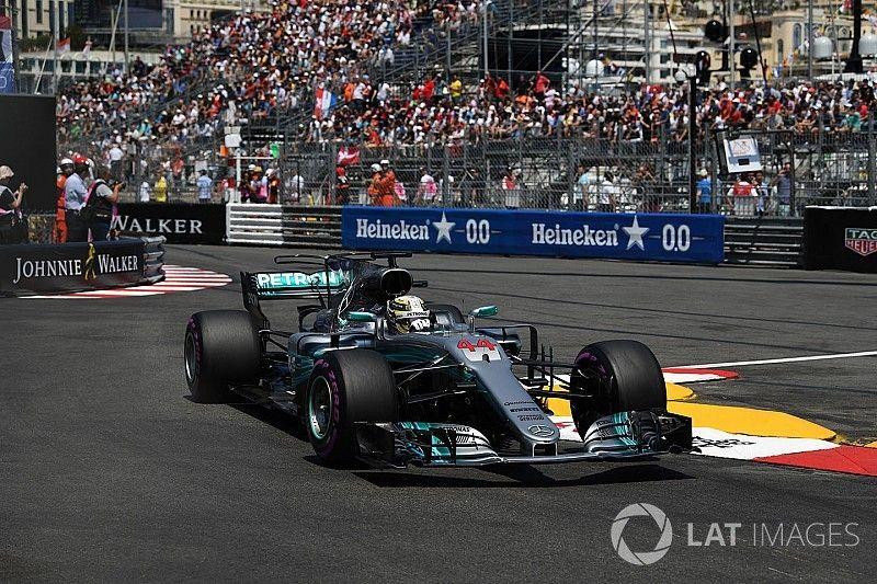"""Lewis Hamilton mit Platz 7 bei F1 in Monaco """"sehr zufrieden"""""""