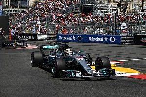 "Hamilton: Monaco car handling ""most unusual"" in Mercedes career"