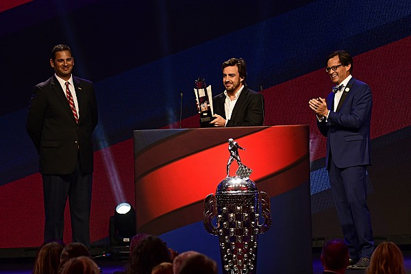 IndyCar Alonso raih gelar Rookie of the Year Indy 500