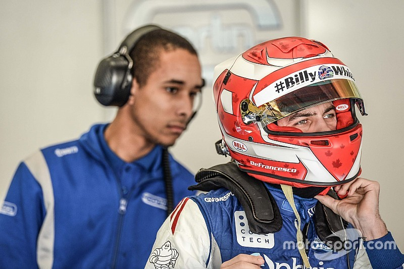 DeFrancesco to make European F3 debut with Carlin