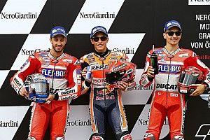 Austria MotoGP: Marquez beats Ducatis for third straight pole