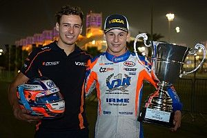 Victor Martins: The karting prodigy being likened to Vandoorne