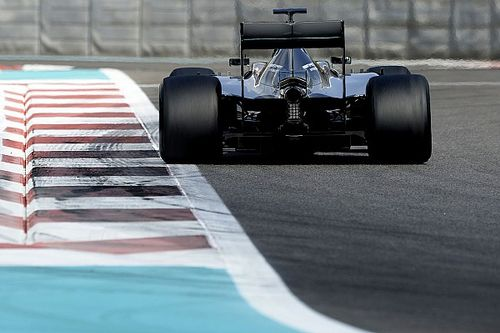 """Hamilton: 2017 mule car tyre testing a """"waste of my time"""""""