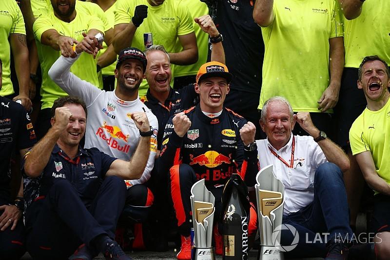 Marko: Red Bull 2018 çalışmalarına erken başladı