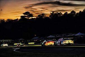 IMSA Crónica de entrenamientos Hartley logra el mejor tiempo en la práctica nocturna en Petit Le Mans