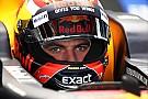 Ферстаппен останется в Red Bull до конца 2020 года