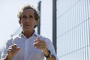 """Para Alain Prost, """"Hamilton ya alcanzó una nueva dimensión"""""""