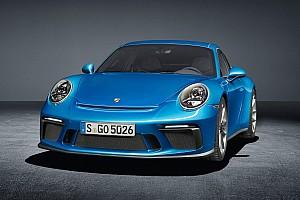 Auto Actualités Porsche dévoile la 911 GT3 Pack Touring