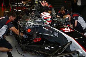 """Giovinazzi: """"Ottimo riscontro essere stato vicino a Grosjean"""""""