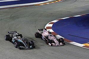 La FIA matiza sus restricciones sobre los límites de pista en Singapur